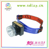 Mini Small Rechargeable Lithium Battery SMD LED Headlamp