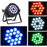 18pcsx15W RGBWA+UV High Quality 6 In1 LED PAR for Disco Outdoor Stage with Zoom
