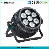 Mini Pumpkin 7*15W RGBW LED PAR Stage Light for Outdoor