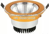 10W COB LED Ceiling Light with Aluminum Housing, High Luminous Flux and Good Heat Dissipation