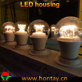 A60/A19 LED Bulb Lamp Cup Heat Sink Housing