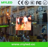SMD3535 Waterproof P6 Outdoor LED Display for Rental