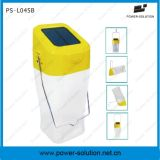 Portable Indoor LED Solar Lamp Light with 2 Brightness Solar Light