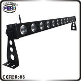 12W IP65 DMX RGBW LED Wall Washer with Remote Control Lighting