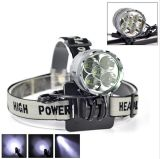 5PCS LED CREE U2 1500lm/800m Rechargeable LED Flashlight