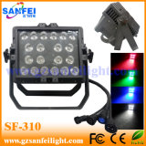Outdoor Waterproof LED PAR Stage Light (SF-310)