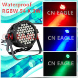 Outdoor Light 54 X 3W Waterproof LED PAR Can