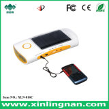 LED Flashlight with Solar Charger & Cellphone Solar Charger & Portable Solar Charger