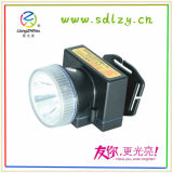Battery Operated Rechargeable Mining Headlamp IP65