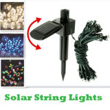 10m Garden Decoration Solar LED Fairy String Light