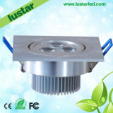 3W LED Recessed Down Ceiling Light