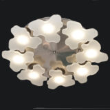 Dia620 Decorative LED Ceiling Lamp Light with Acrylic Shades