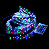 Waterproof Christmas Holiday 3528 LED Strip Rope Light