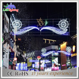 LED Holiday Beautiful Across Street Christmas Gift Decoration Light