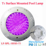 Plastic 105PCS SMD 5050 LED Swimming Pool Light with Remote RGB Controller