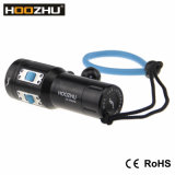 LED Powerful Torch Underwater Video Light 2600lm Dive Lights