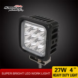 4'' 27W CREE Vehicle LED Work Light