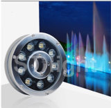 High Power 9W Yellow LED Underwater Fountain Light