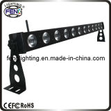 Battery Powered & Wireless DMX LED Stage Wall Washer Light