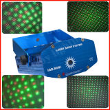 Led mini laser stage light
