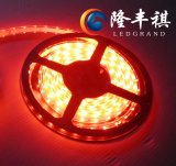 5050 LED Strip 30LED/M IP68 Red Christmas Light