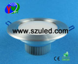 5*1W Milky Cover White LED Ceiling Light