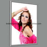Aluminum Snap Frame LED Light Box with Advertising Panel