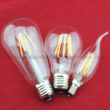 Hot Sell 8W/6W/4W3w Filament LED Light Bulb (KZ-A60)