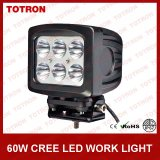 2013 New Items! Heavy Duty 60W CREE LED Work Light/LED Driving Light for Tractor, Trucks, Forklift, Mining