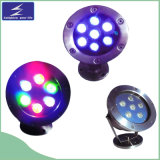 9W LED Under Water Pool Lighting