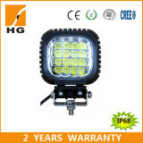 48W E-MARK CE Approved LED Work Light with Shockproof