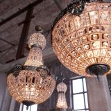 Dome of Crystal Chandelier Ball Hanging Lamp Hot Sale Pendant Lamp/Traditional Pendant Lamp Crystal Chandelier/Hotel Lamp Chandelier