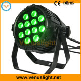 Waterproof LED PAR with 12X10W 5in1 LEDs