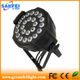 Night Club 24*10W RGBW 4in1 LED PAR Stage Lighting