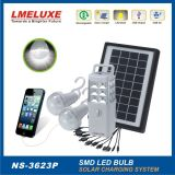 3W Rechargeable DC Emergency LED Solar Light
