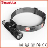 Multifunctional High Power 2 in 1 XPE LED CREE Headlamp