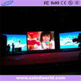 Small Pixel HD LED Display for Music Conference