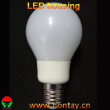 LED Full Angle Bulb Pleastic Housing for 9 Watt Bulb