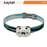 Plastic Light-Weight LED Headlamp of Rayfall Brand (Model: HP3A)
