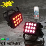 Super Bright Battery Powered Outdoor Waterproof LED PAR Light