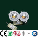 Dimmable COB LED Down Light 9W