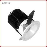 Dimmable LED COB Hotel Lighting LED Hotel Ceiling Down Light (LC7713)