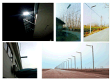 All-in-One Solar LED Outdoor Area/Street Light