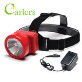 Carlers: Anti-Explosion LED Rechargeable Headlamp High Impact ABS LED Mining Lamp in Vision HD and Long Durable Period