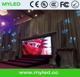 P6 Indoor High Resolution LED Video Display for Advertising