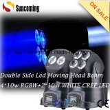 Disco Popular Mini LED Beam Moving Heads Lights