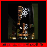 Outdoor Commercial Public Holiday LED Christmas Street Decoration Light