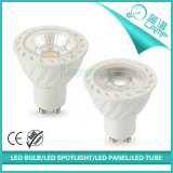 7W GU10 220V 4000k LED Spotlight