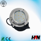 Hot Selling 27W IP68 LED Underwater Light for Boat, High Power LED Yacht Light, Waterproof LED Boat Lights