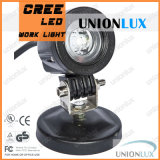 10-30V 10W CREE LED Water Proof Work Light Auto LED Work Light
